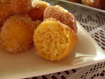 Fácil y delicioso: buñuelos de calabaza