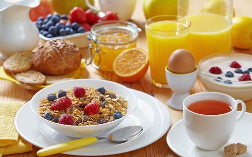 Desayunos para aumentar piernas y caderas