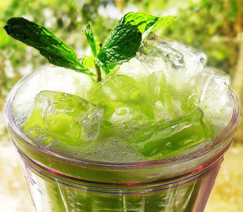 jugo pepino menta verde chotda
