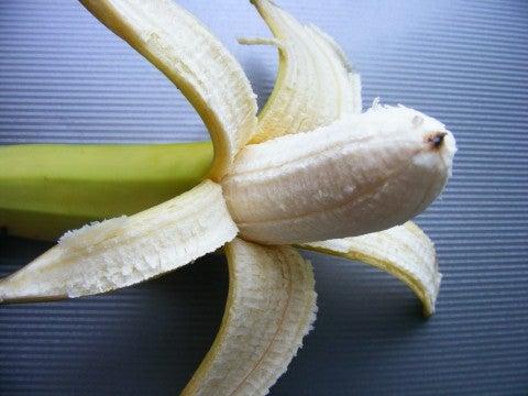 Cáscara de plátano como remedio para blanquear nuestros dientes