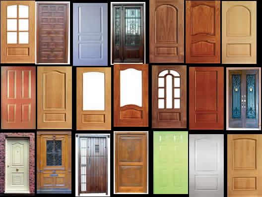 El test de las 10 puertas mejor con salud - Puertas de aluminio color madera ...