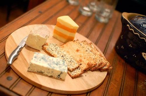 Debemos evitar el queso y otros productos lácteos si queremos mejorar nuestros problemas de mucosidad.