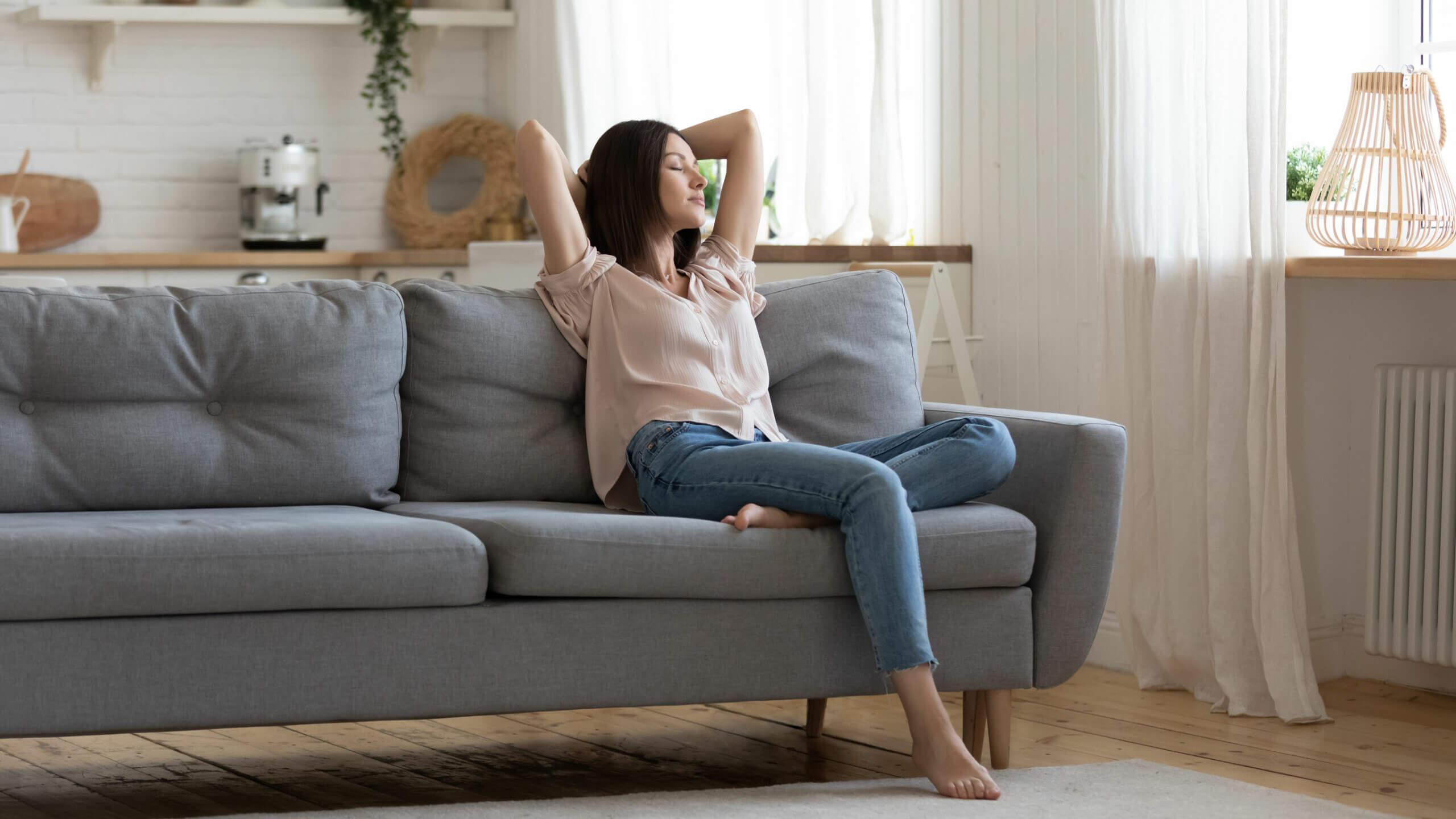 Para relajarse en cinco minutos es necesario incorporar hábitos a la rutina diaria.