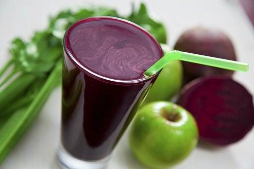 manzana para inflamación de vesícula