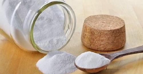 Bicarbonato-de-sodio-para-el mal olor de las cañerías