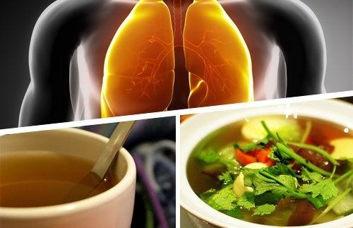 Remedio natural para sacar las flemas de los pulmones