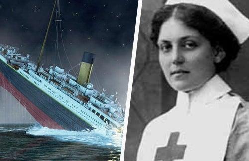 Violet Jessop, la valiente mujer que sobrevivió a tres naufragios