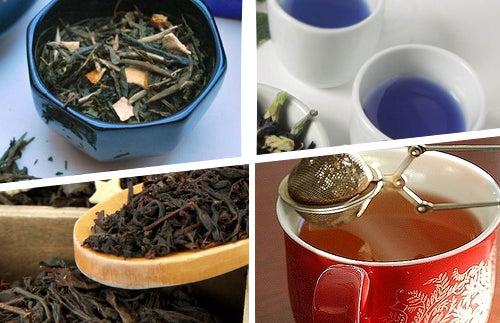 Propiedades de los diferentes tipos de té