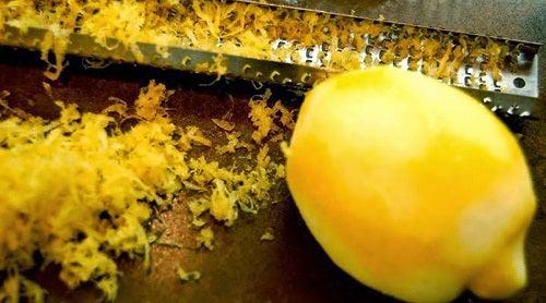 Terapia del limón congelado