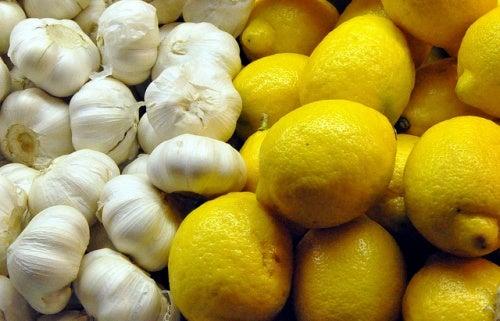 ajo limón Brian Hoffman