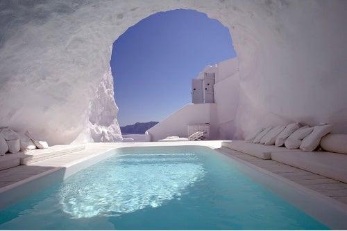 Santorini es sinónimo de descanso y paz