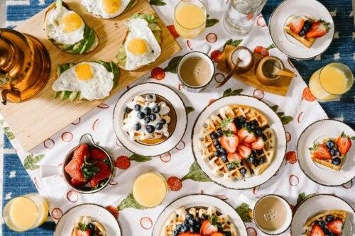 4 desayunos para depurar el organismo