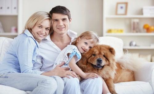 La importancia de la familia en el crecimiento de un niño