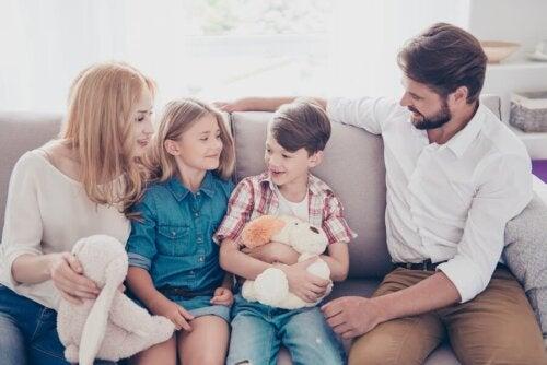 Los 4 valores más importantes que transmitir a tus hijos