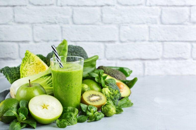 Frutas adecuadas para combatir el hígado graso