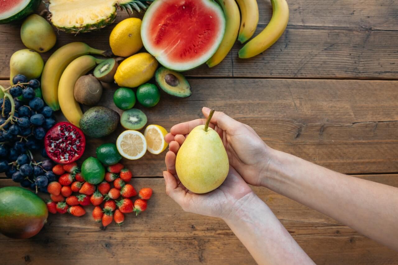 Las mejores frutas para el corazón.