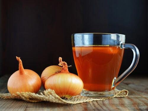 Remedio casero de cebolla para la tos con flema