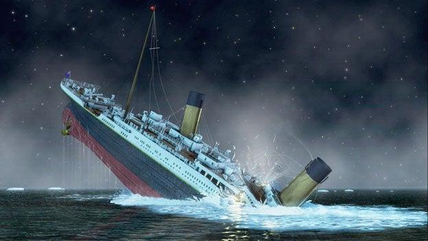 Los tres accidentes marítimos de Violet Jessop