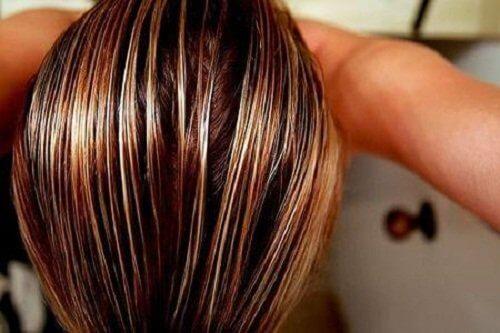 Como reducir la grasa en el cabello