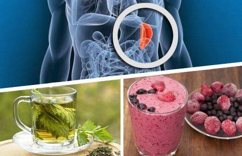 Bazo inflamado: síntomas y tratamiento
