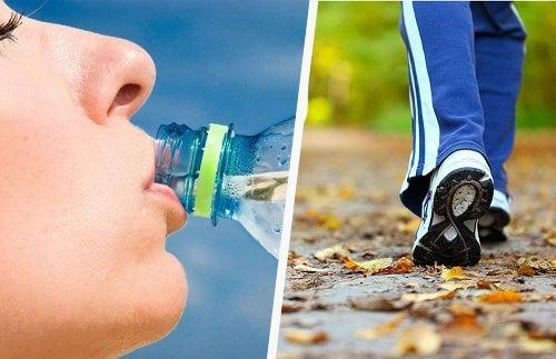 10 formas sencillas de quemar grasa en tu día a día