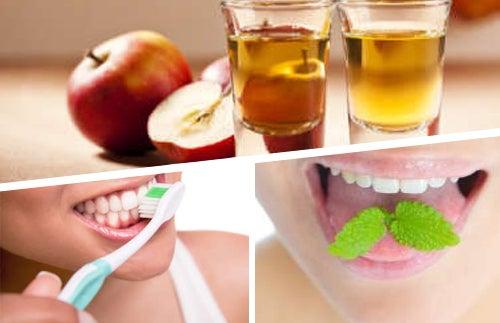 Consejos para unos dientes más saludables