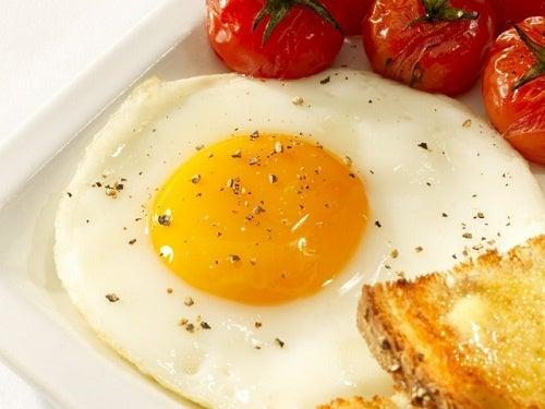 un vegano puede comer huevo