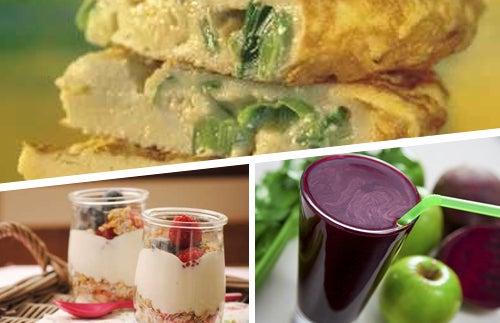 3 desayunos que fortalecen tus defensas naturales