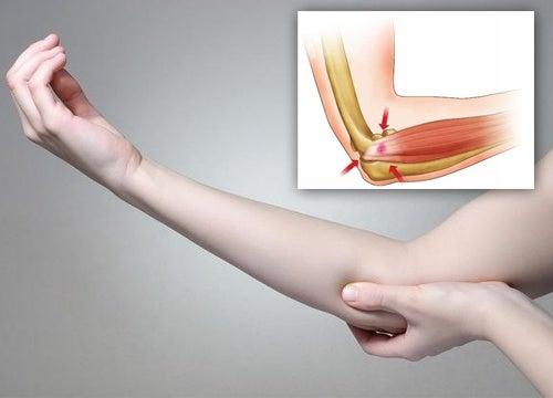 Cómo prevenir y tratar dolores en los codos