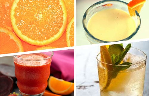 4 formas deliciosas de tomar naranjas por la mañana
