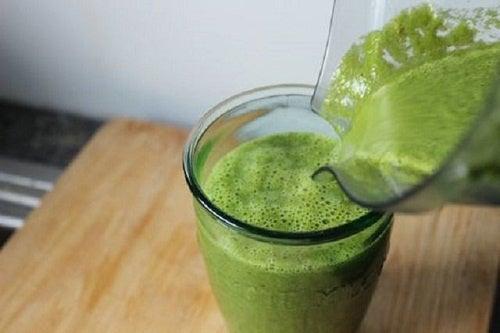 Plan verde para adelgazar saludablemente en 15 días