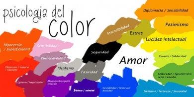 Cómo los colores afectan a tu cuerpo y tu mente