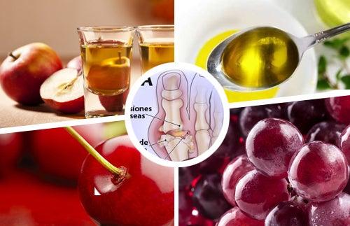 La gota, 12 remedios naturales para combatirla