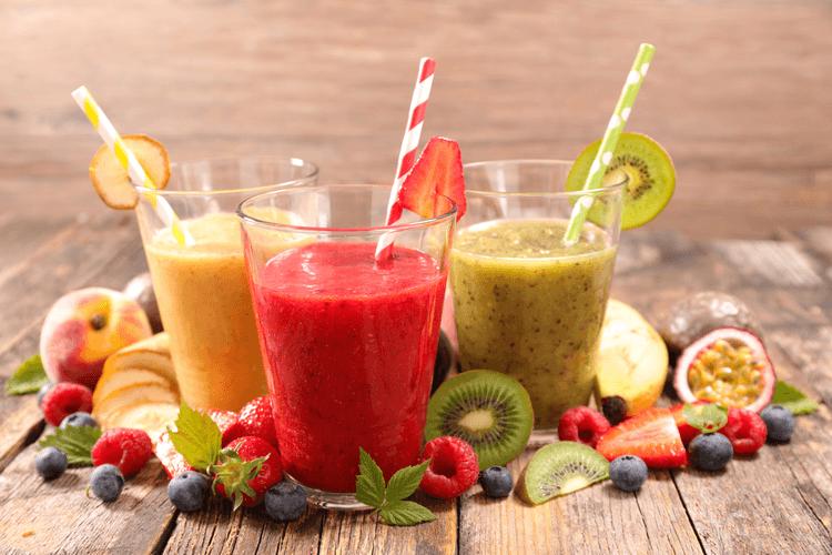 C mo hacer bebidas para mejorar el estado de nimo mejor - Batidos de frutas ...