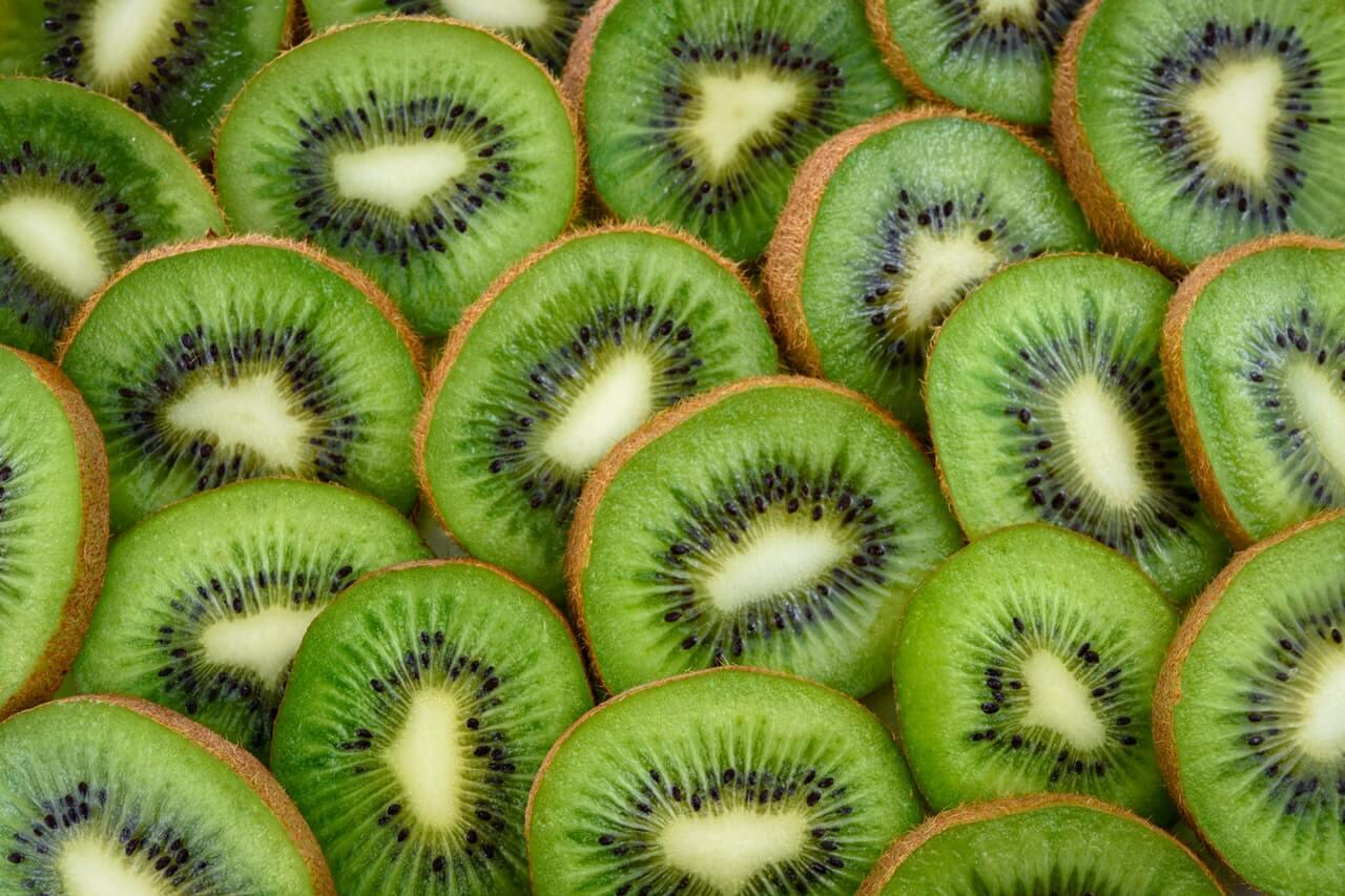 Beneficios secretos del kiwi