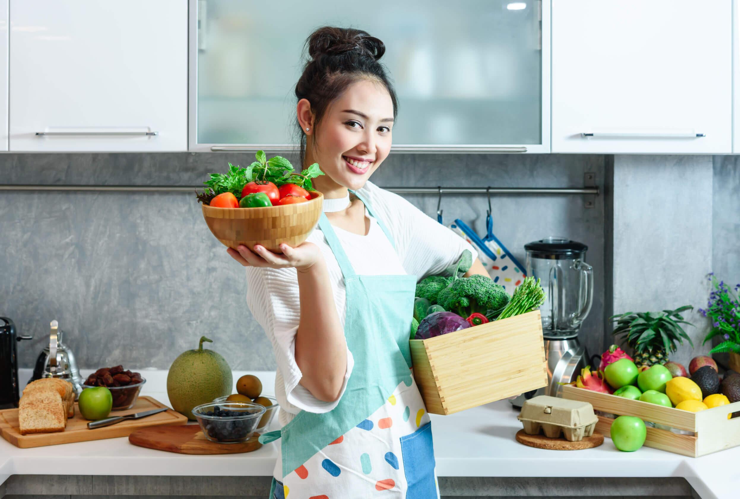 Adelgazar saludablemente si se cuida bien la dieta.