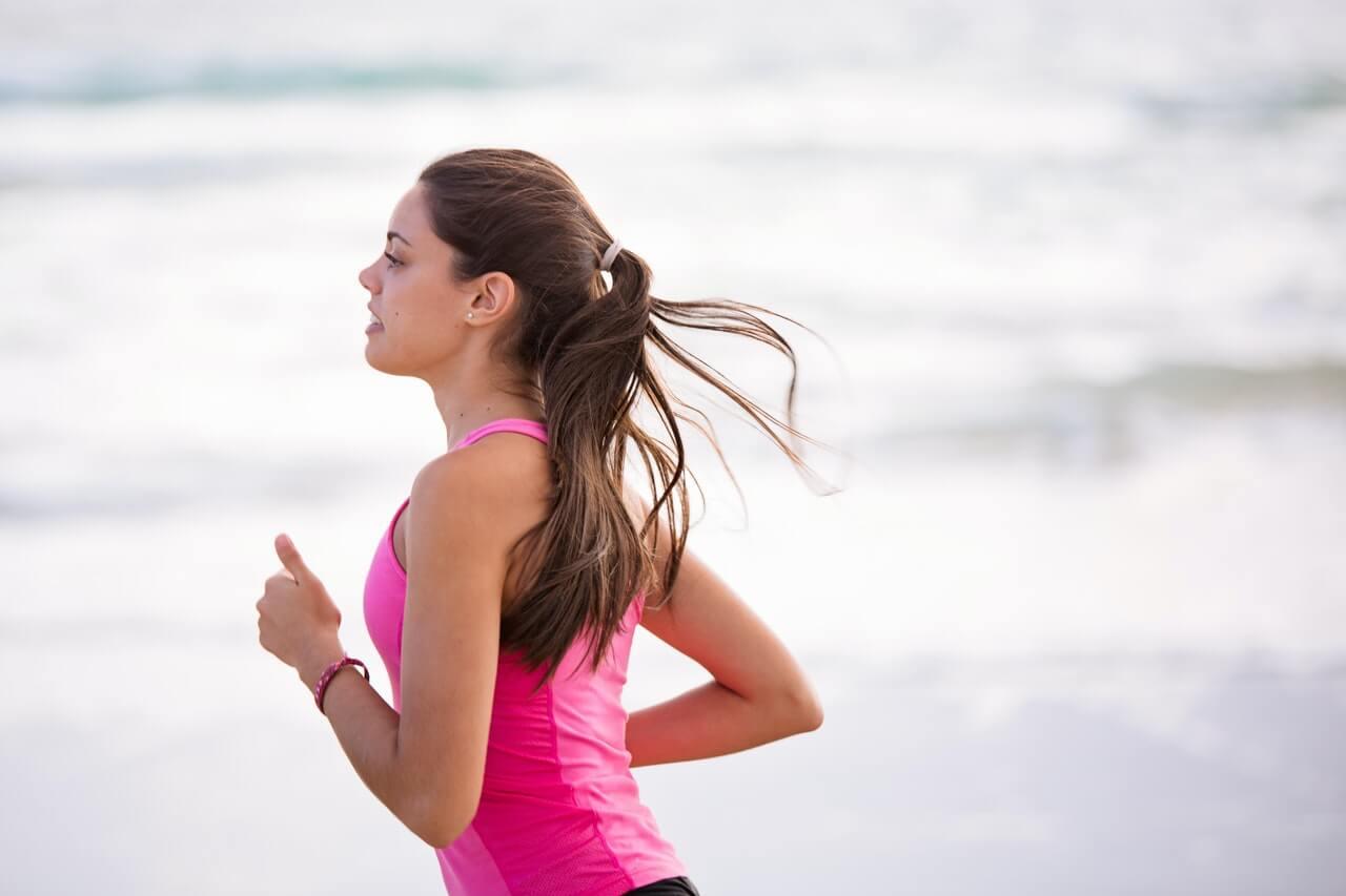 Correr solo 10 minutos en simply run.