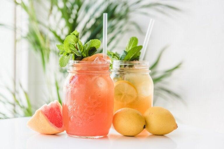 5 recetas de jugos para desinflamar tu vientre naturalmente