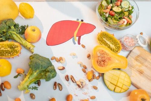 Cómo limpiar tu hígado para ayudarte a perder peso