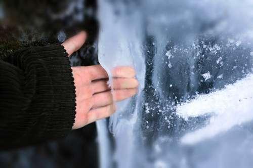 mano hielo Taras Khimchak