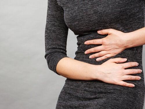 Dolor inferior izquierdo del abdomen