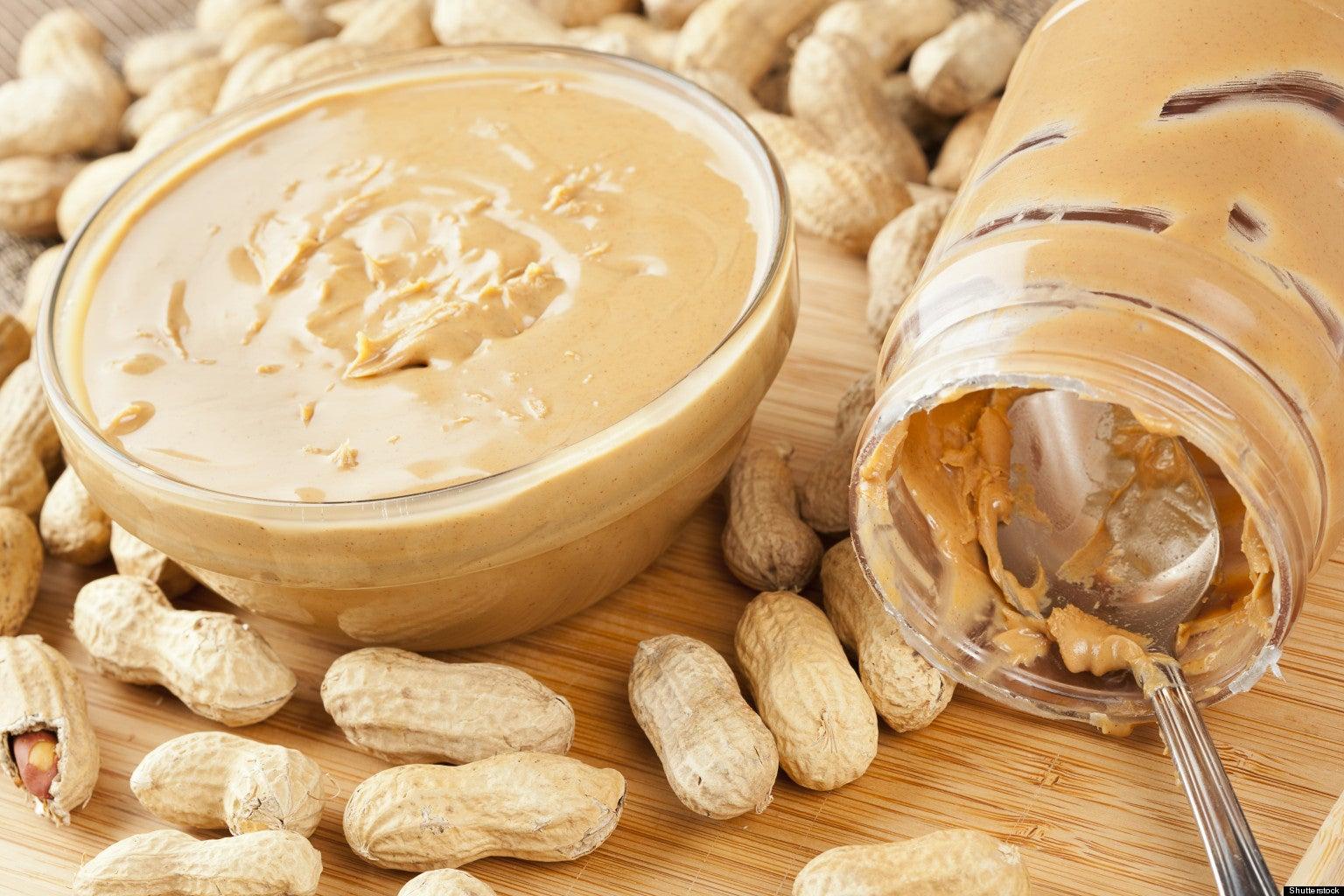 como hacer crema de cacahuate organica