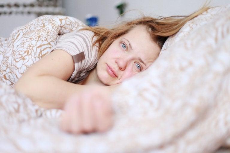 ¿No duermes bien durante la noche?
