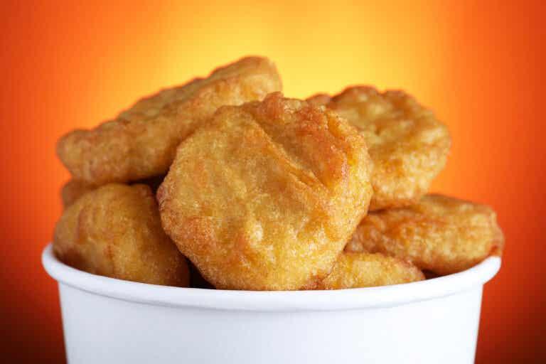 ¿Sabías de qué están hechos los nuggets de pollo?