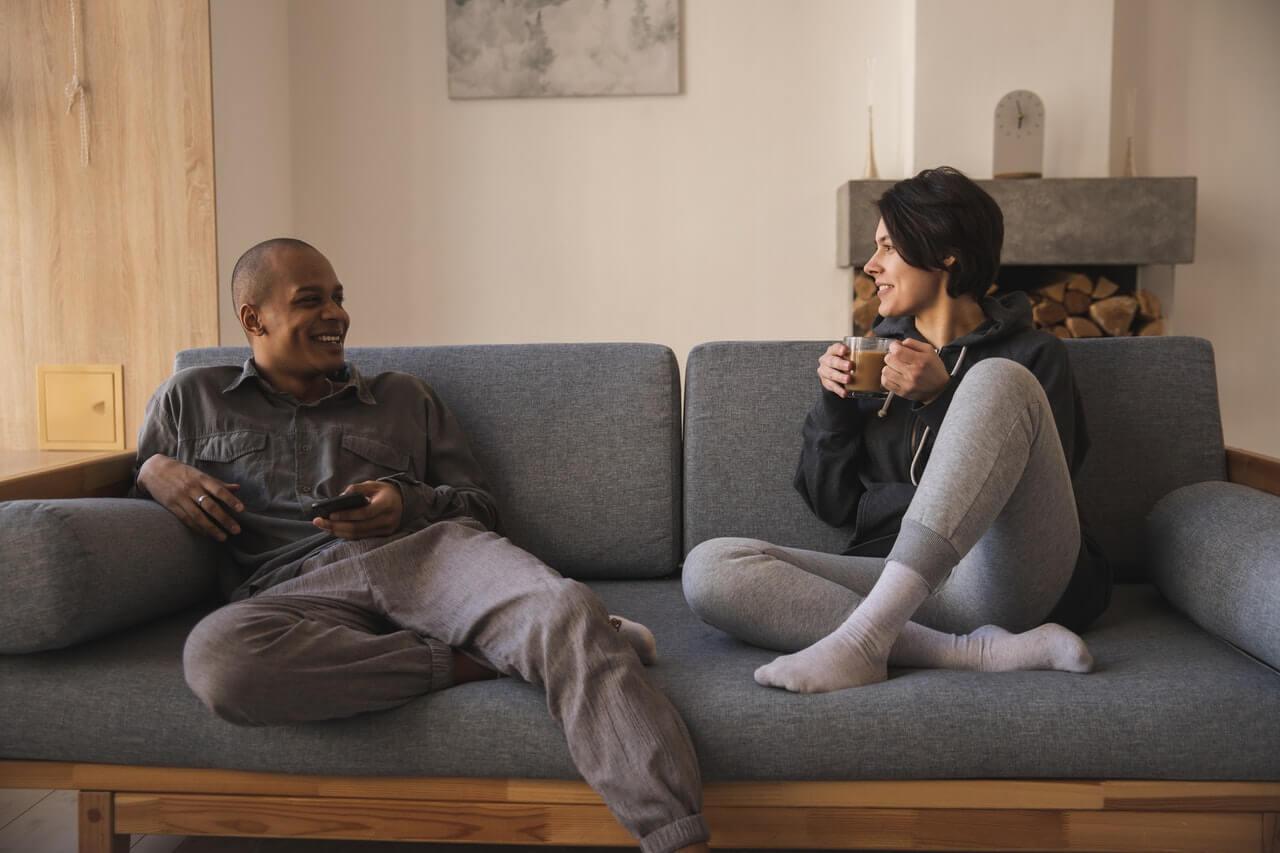 Comunicación efectiva en una pareja.