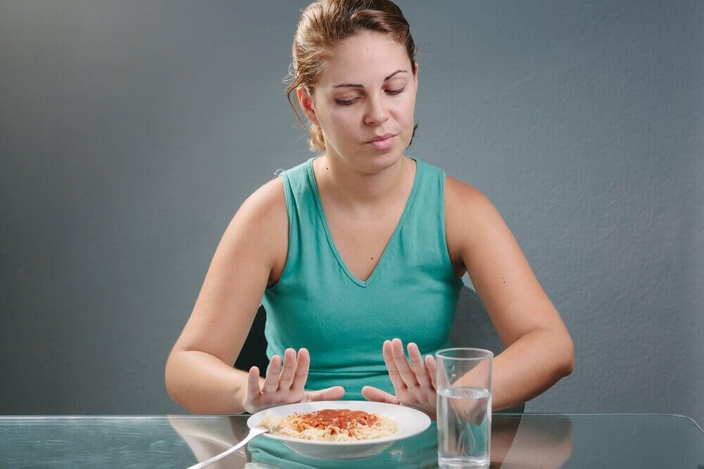 La falta de apetito puede deberse a diversas causas.