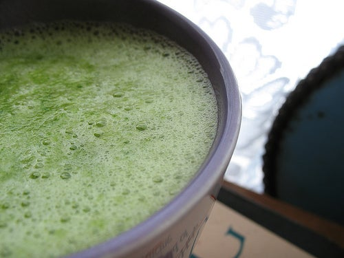 smoothy verde vanessayavonne