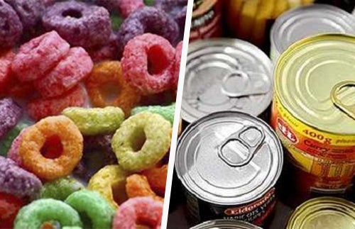 ¿Por qué los alimentos procesados son malos para nuestra salud?