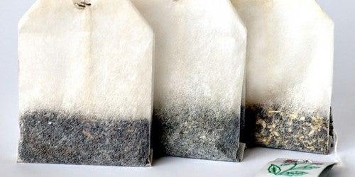 Cómo reutilizar los saquitos de té o café