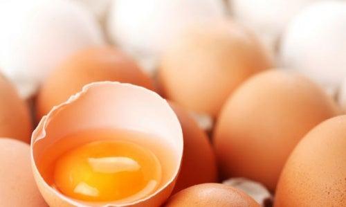 8 tratamientos de belleza con huevo para tu piel y cabello